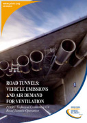 Road tunnels: vehicle emissions and air demand for ventilation